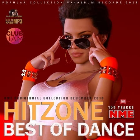 HitZone Best Of Dance (2018) MP3