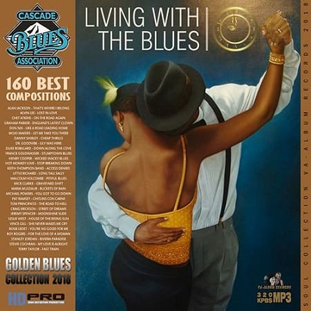 Living With The Blues (2018) MP3