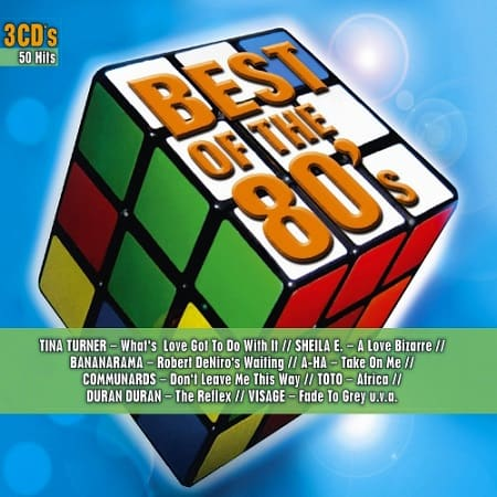 Best of The 80s [3CD] (2017) MP3