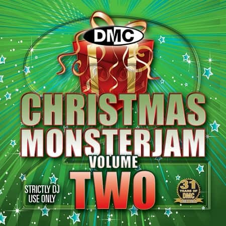 DMC Christmas Monsterjam Volume 2 (2018) MP3