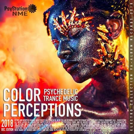 Color Perception: Psy Trance Music (2018) MP3