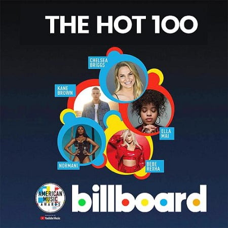 Billboard Hot 100 Singles Chart 22.12.2018 (2018) MP3