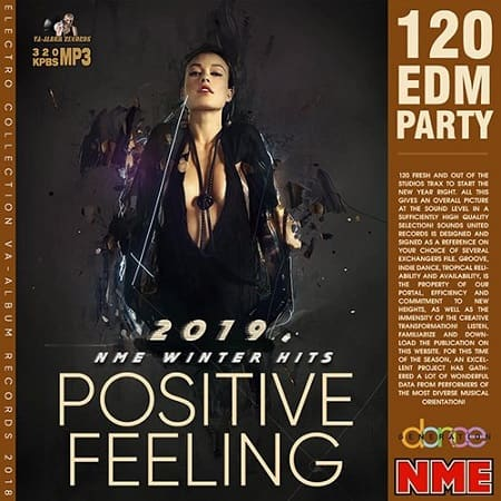 Positive Feeling: EDM Party (2018) MP3