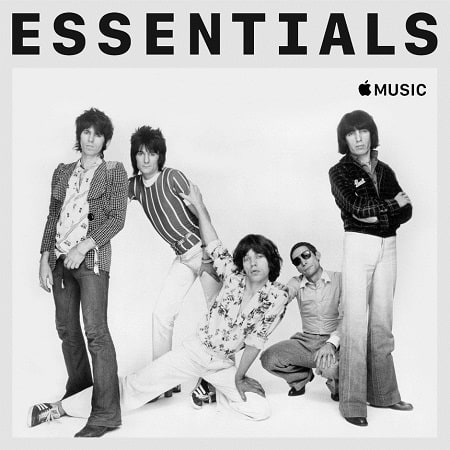 The Rolling Stones - Essentials (2018) MP3