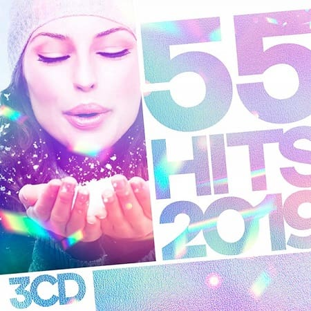 55 Hits 2019 [3CD] (2018) MP3