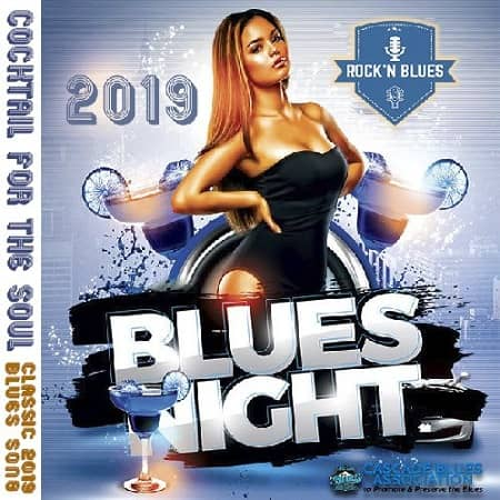 Blues Night: Coctail For The Soul (2019) MP3