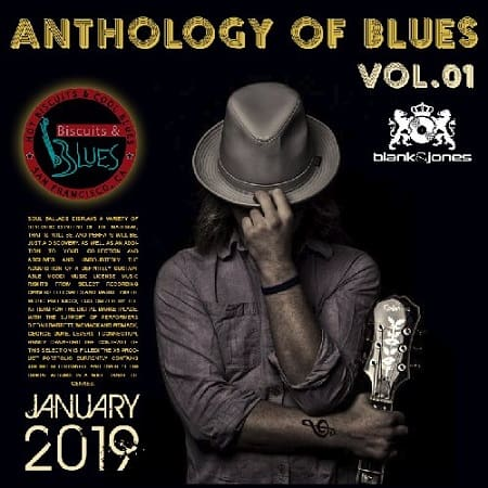 Anthology Of Blues Vol.01 (2019) MP3