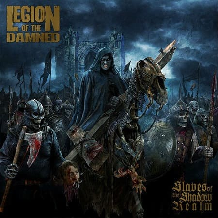 Legion Of The Damned - Slaves Of The Shadow Realm (2019) MP3