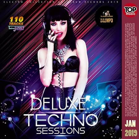 Deluxe Techno Sessions (2019) MP3