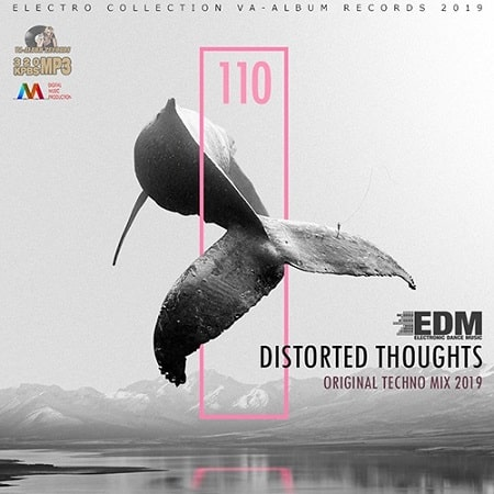 Distorted Thoughts: Techno Electronic (2019) MP3