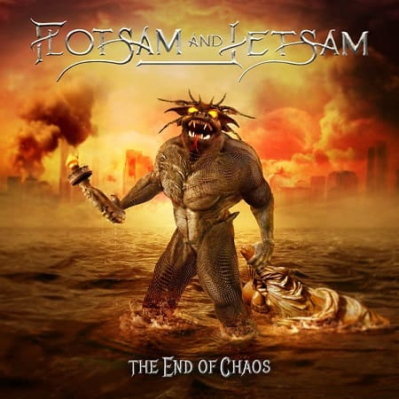Flotsam and Jetsam - The End of Chaos (2019) MP3