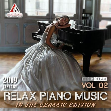 Relax Piano Music Vol.02 (2019) MP3