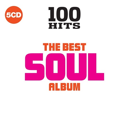 100 Hits: The Best Soul Album [5CD] (2018) MP3