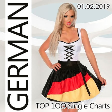German Top 100 Single Charts 01.02.2019 (2019) MP3