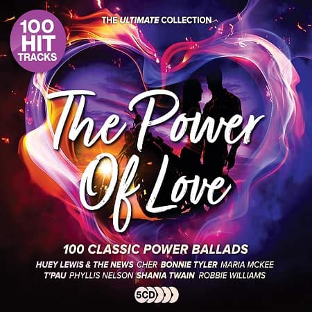 Ultimate Collection: The Power Of Love [5CD] (2019) MP3
