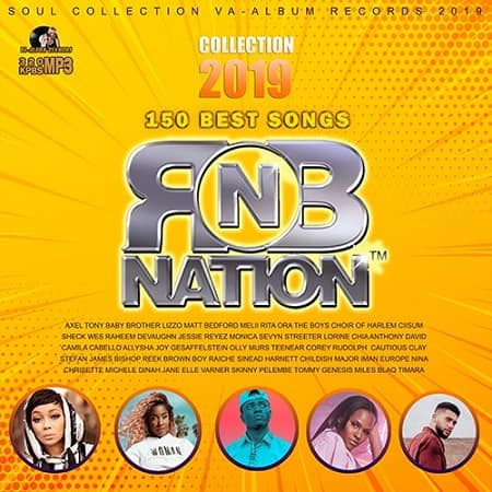 150 Best Songs RnB Nation (2019) MP3