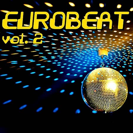 Eurobeat Vol.2 (2019) MP3