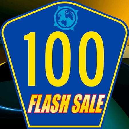 Flash Sale 100 Sounds World (2019) MP3