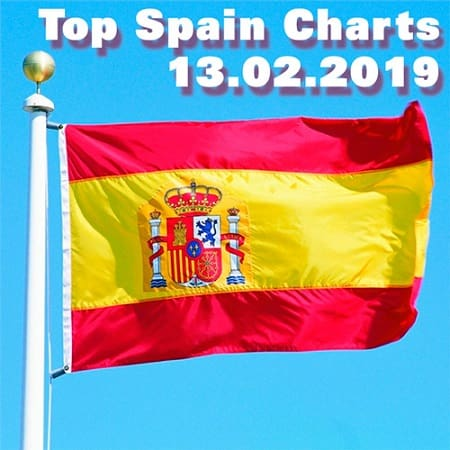 Top Spain Charts 13.02.2019 (2019) MP3