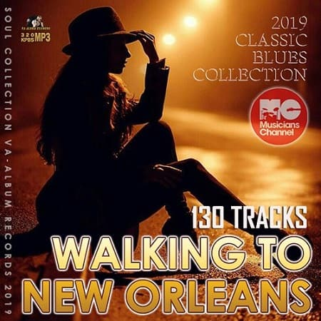 Walking To New Orleans (2019) MP3