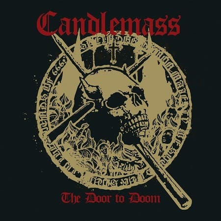 Candlemass - The Door to Doom [Japanese Edition] (2019) MP3