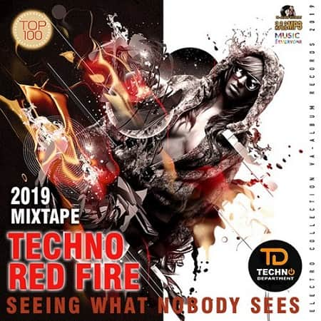 Techno Red Fire (2019) MP3