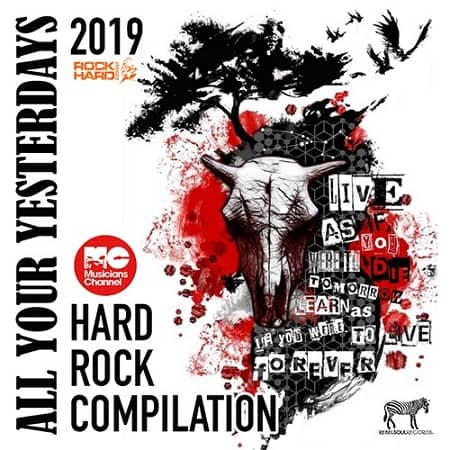 All Your Yesterdays: Hard Rock Compilation (2019) MP3