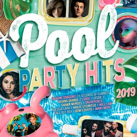 Pool Party Hits 2019 [2CD] (2019) MP3