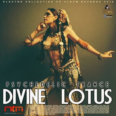 Divine Lotys: Psychedelic Trance (2019) MP3