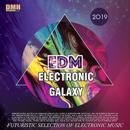 EDM: Electronic Galaxy (2019) MP3