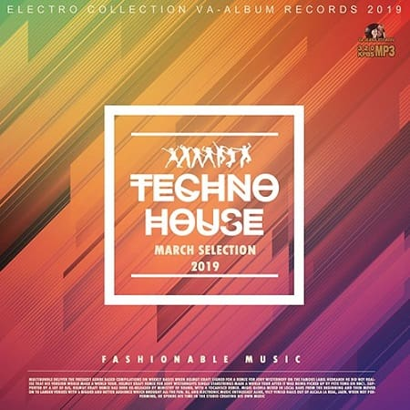 Techno House: Fashionable Music (2019) MP3