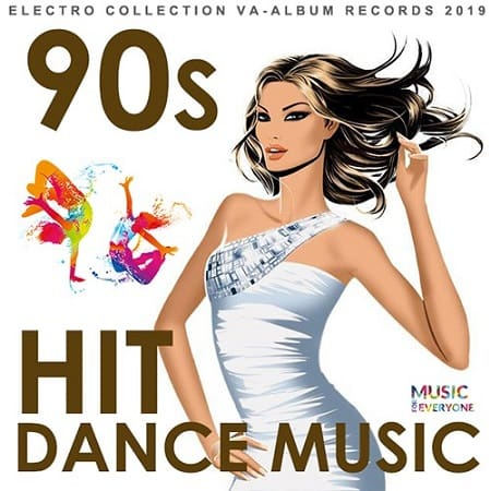 Hit Dance Music 90s (2019) MP3