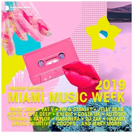Miami Music Week 2019 [2CD] (2019) MP3