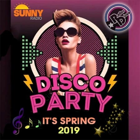 It's Spring Disco Party (2019) MP3