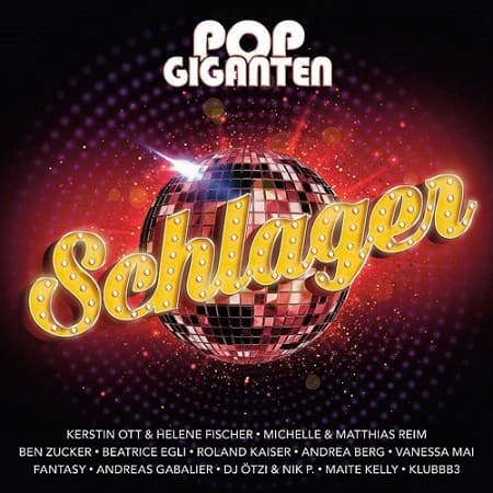 Pop Giganten - Schlager [2CD] (2019) MP3