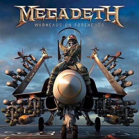 Megadeth - Warheads on Foreheads [3CD] (2019) MP3