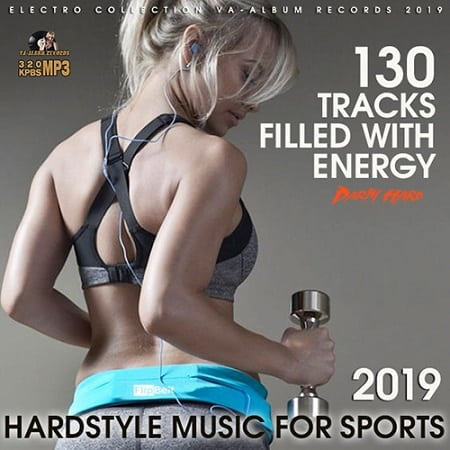 Hardstyle Music For Sports (2019) MP3