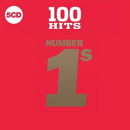 100 Hits Number 1s [5CD] (2018) MP3
