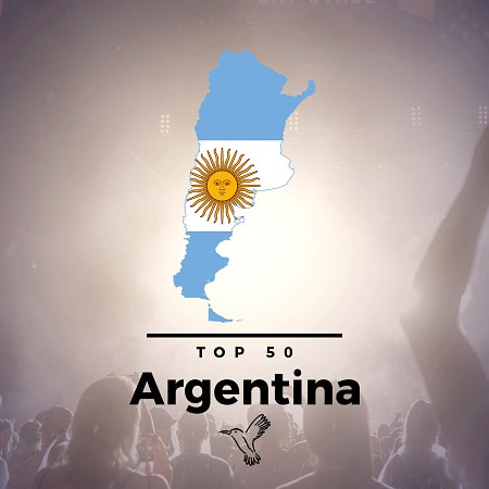 Spotify - Argentina Top 50 (2019) MP3