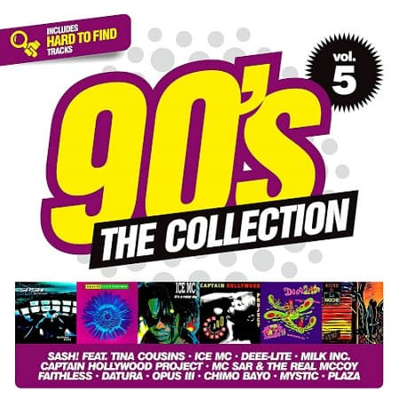 90s The Collection Vol.5 [2CD] (2019) MP3
