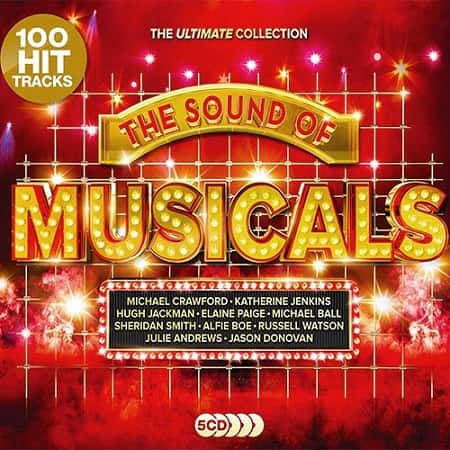 The Ultimate Collection: The Sound Of Musicals [5CD] (2019) MP3