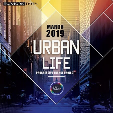 Urban Life: Progressive Trance Project (2019) MP3