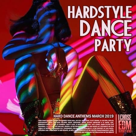 Hardstyle Dance Party (2019) MP3