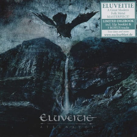Eluveitie - Ategnatos [Limited Edition] (2019) MP3