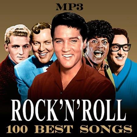 Rock n Roll - 100 Best Songs (2019) MP3 скачать через торрент
