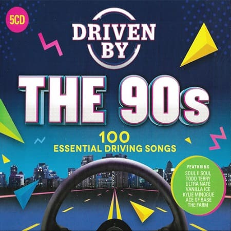 Driven By The 90s [5CD] (2019) MP3