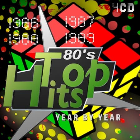 Top Hits Of The 80s (1986-1989) [4CD] (2019) MP3