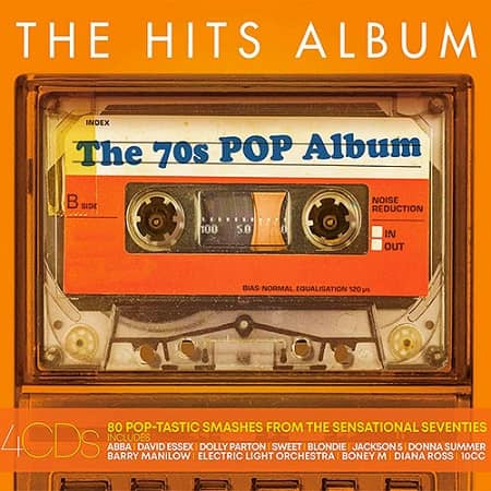 The Hits Album - The 70s Pop Album (2019) MP3
