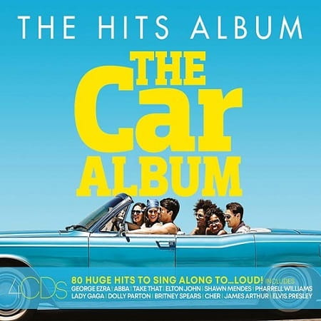 The Hits Album: The Car Album  (2019) MP3