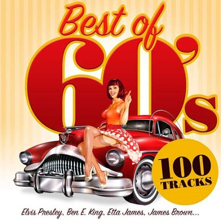 Best of 60s 100 Tracks (2019) MP3